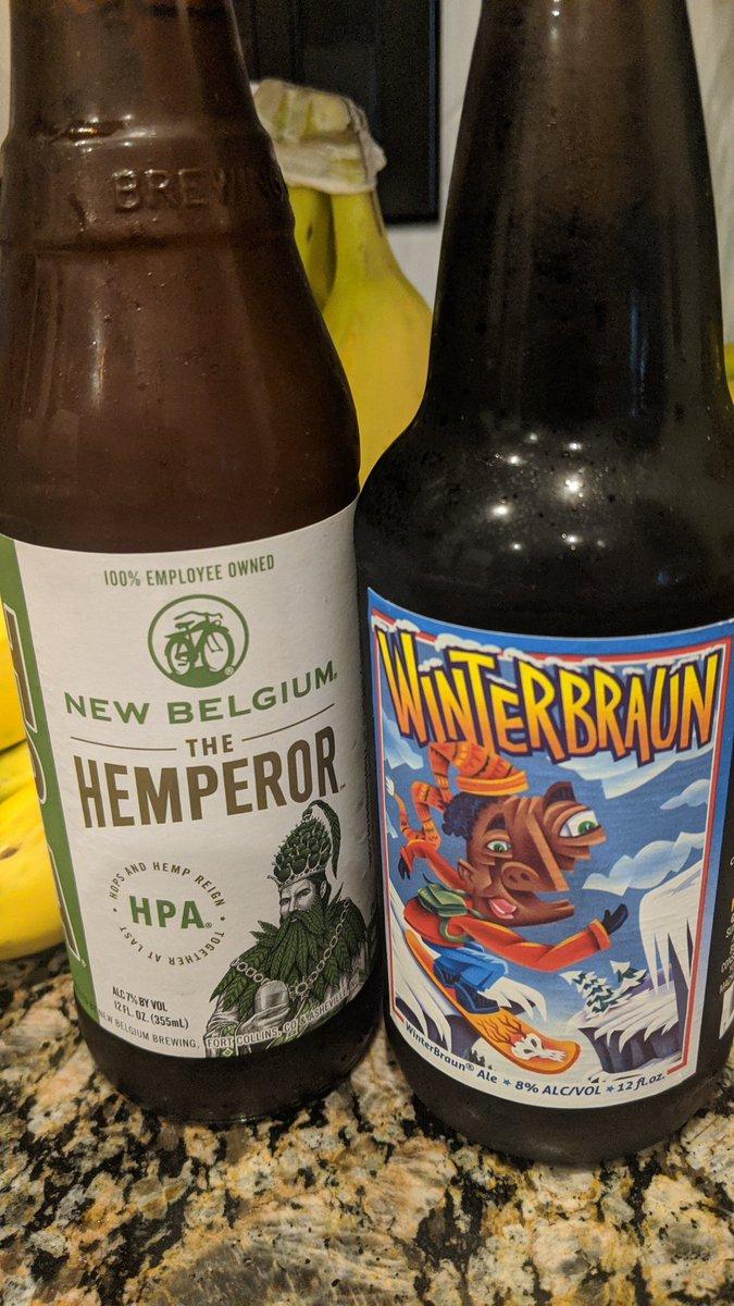 Decisions, decisions... Guess I'll just drink em both. 🚀