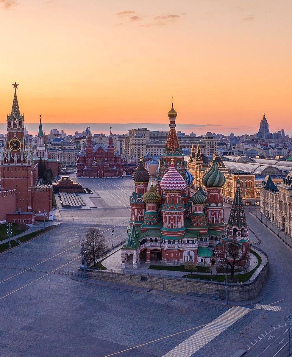Beautiful #Moscow( Anrifly) pic.twitter.com/r61XBSAih8