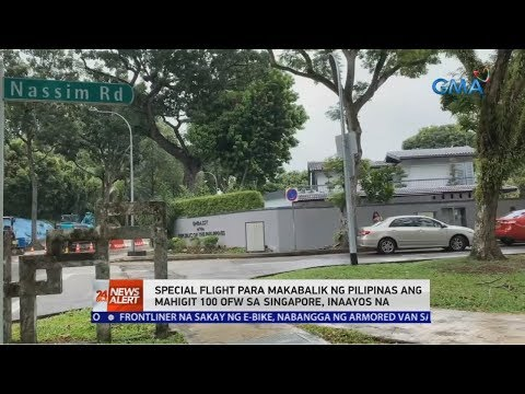 VIDEO: 24 Oras News Alert - 7:27 PM   May 23, 2020 bit.ly/2LVWo0y