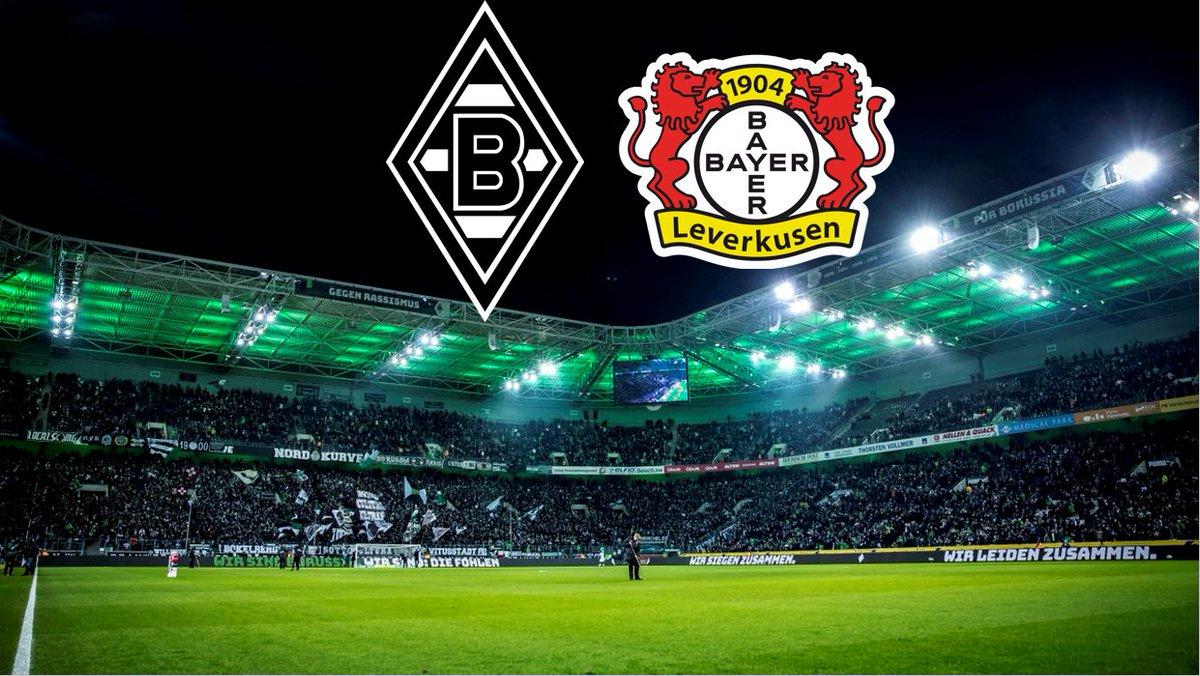 Xem lại Monchengladbach vs Leverkusen, Bundesliga – 23/05/2020