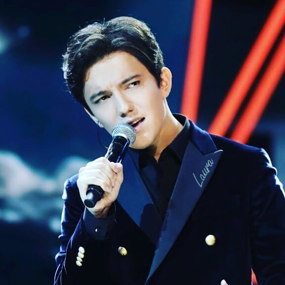 Happy Birthday to you brilliant singer, super star and pride of #Kazakhstan #DimashKudaibergen. Be safe and happy for all of us who inspired by your magical voice and beautiful inner light #DimashBirthday #Dimash26 #Kasachstanpic.twitter.com/HyZbX8VshB
