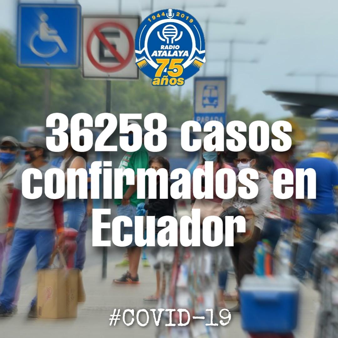 #ATENCIÓN | ACTUALIZACIÓN de datos en #Ecuador   confirmados descartados alta epidemiológica alta hospitalaria recuperados fallecidos COVID fallecidos probables  Se han realizado pruebas #COVID19pic.twitter.com/7hmu7zOmLE