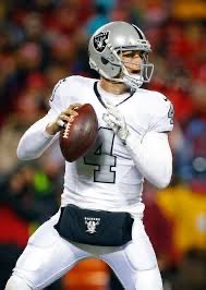 I'm behind Gruden and Mayock. If they believe Carr is our starting QB. I'm in 100%.  #RaiderNation @Raiders<br>http://pic.twitter.com/kHSvf9OJGh