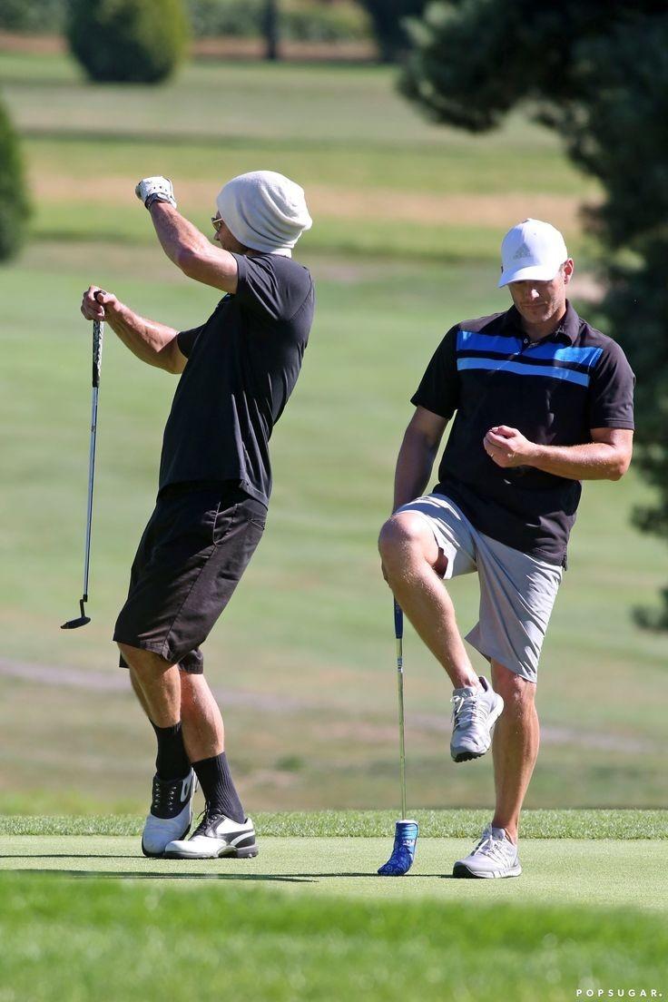 Jared and Jensen on the golf course  #JensenAckles #JaredPadalecki #J2<br>http://pic.twitter.com/ivpCd3ilaq