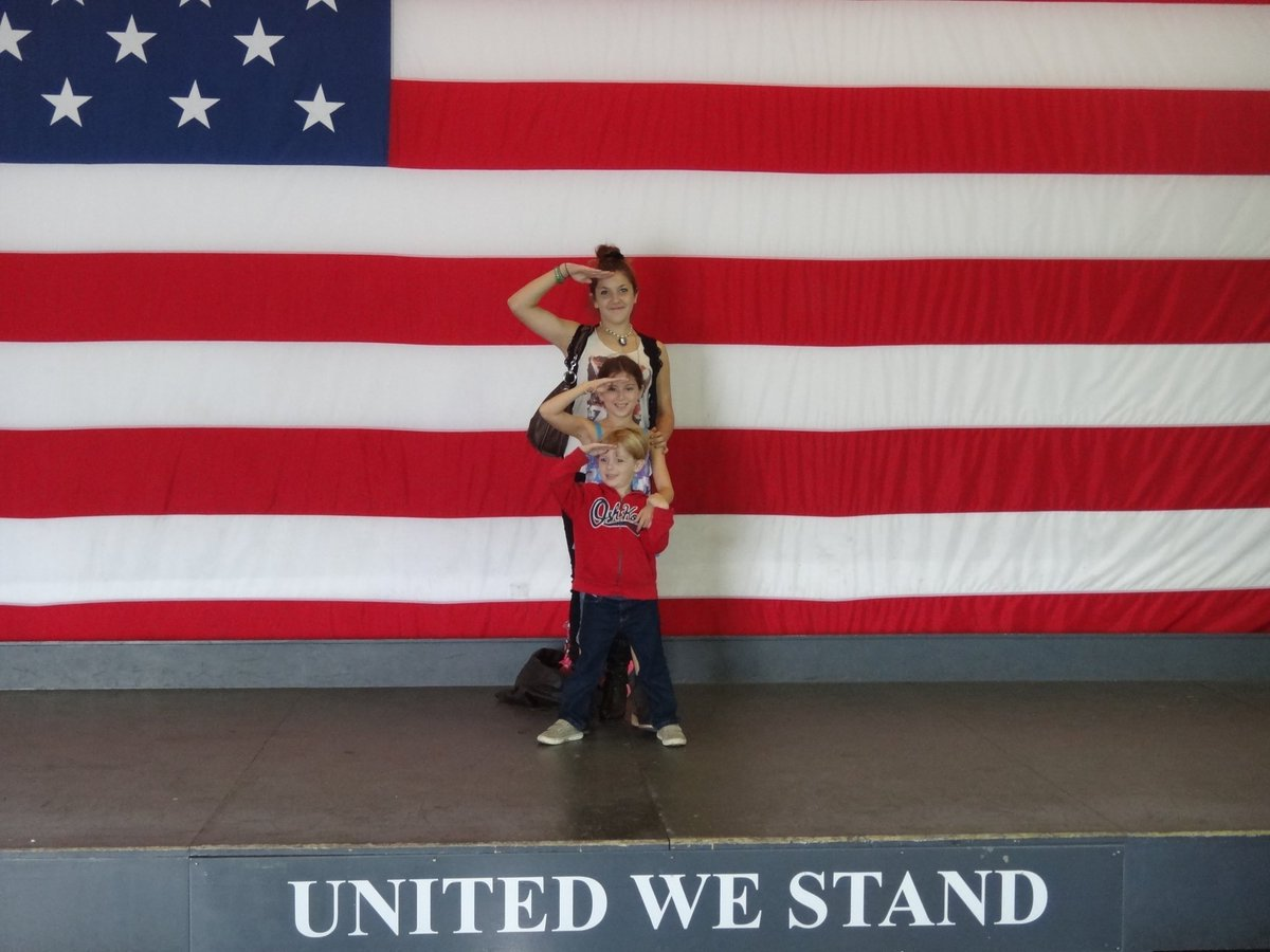 Its not just any long weekend. ♥️🇺🇲 Thanks to all who have made the ultimate sacrifice for our freedom! #MemorialDayWeekend #MemorialDay2020 these kiddos are much older now, but its still one of my favorites on a ship my dad served on. @USNavy