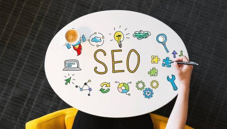 SEO stands for Search Engine Optimization, which is the practice of increasing the quantity & quality of traffic to your website through organic search engine results. #growthhacking #startup #SEO #SMM #ecommerce #marketing #blogging #infographic  #bigdatapic.twitter.com/SeHgx3VKc3