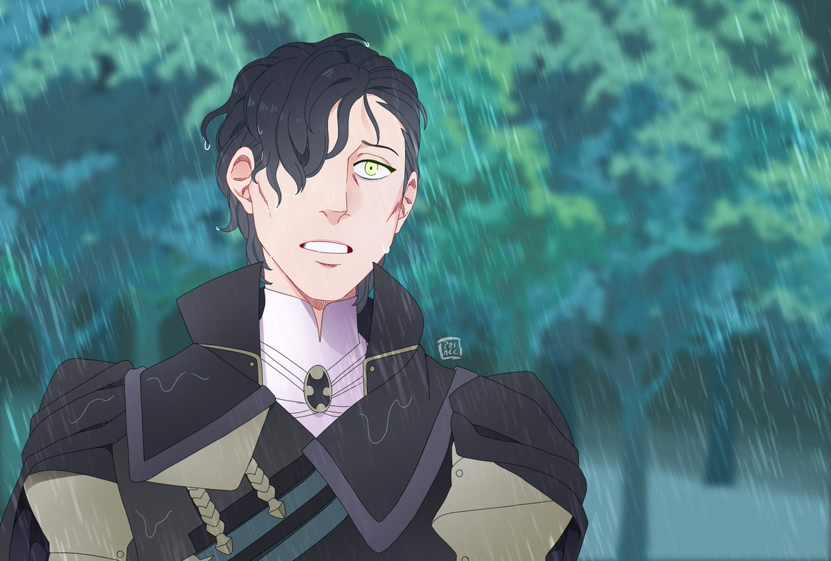 """I love you. Most ardently.""  #ferdibert #fireemblemthreehouses #ヒューフェル<br>http://pic.twitter.com/37YduLIcb6"