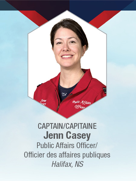 Captain Jennifer Casey will arrive in Halifax on Sunday, May 24 at 5:00 p.m. ADT. There will be a motorcade to honour her final trip home starting shortly after her arrival at the airport. https://t.co/i1IOxSVqrg