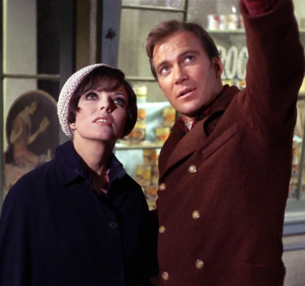 I find her most uncommon, Mr. Spock! HAPPY BIRTHDAY, JOAN COLLINS!!