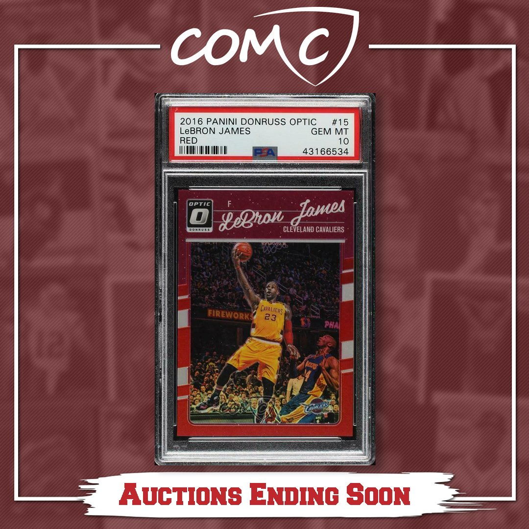 Comc Com Safe Easy Trading Card Consignment On Twitter Browse Comc Auctions Ending On Ebay Tonight Https T Co Acusrjckzc Hundreds Of Auctions Closing Tonight Of Top Rookies Stars And Legends From All Sports