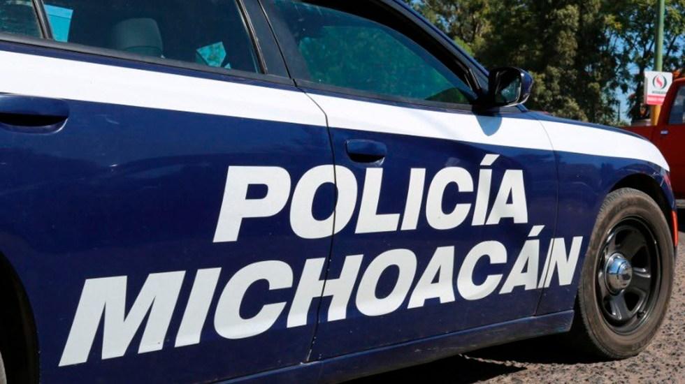 Hallan cadáveres en Michoacán en una camioneta con reporte de robo