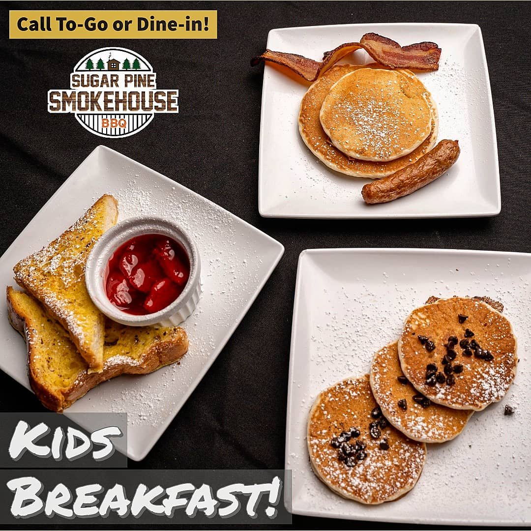 Yes, we serve #kids #breakfast Call To-Go or DINE-IN! *Delivering in #Madera only today at 11am until we hire more staff! Thank you! pic.twitter.com/DkIItAn3Dr