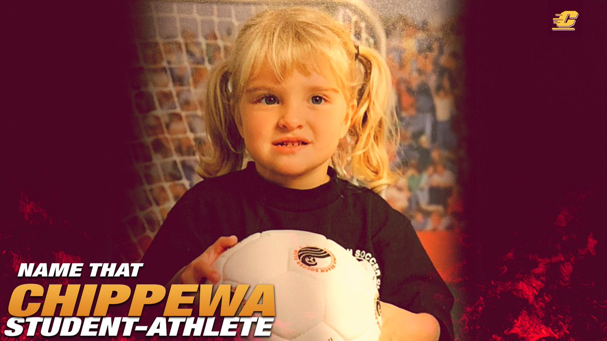 Another multi-sport athlete‼️ Can you Name That Chippewa Student-Athlete⁉️  Leave your guesses ⬇️ then check back later to see if you were right.   #FireUpChips🔥⬆️🏐
