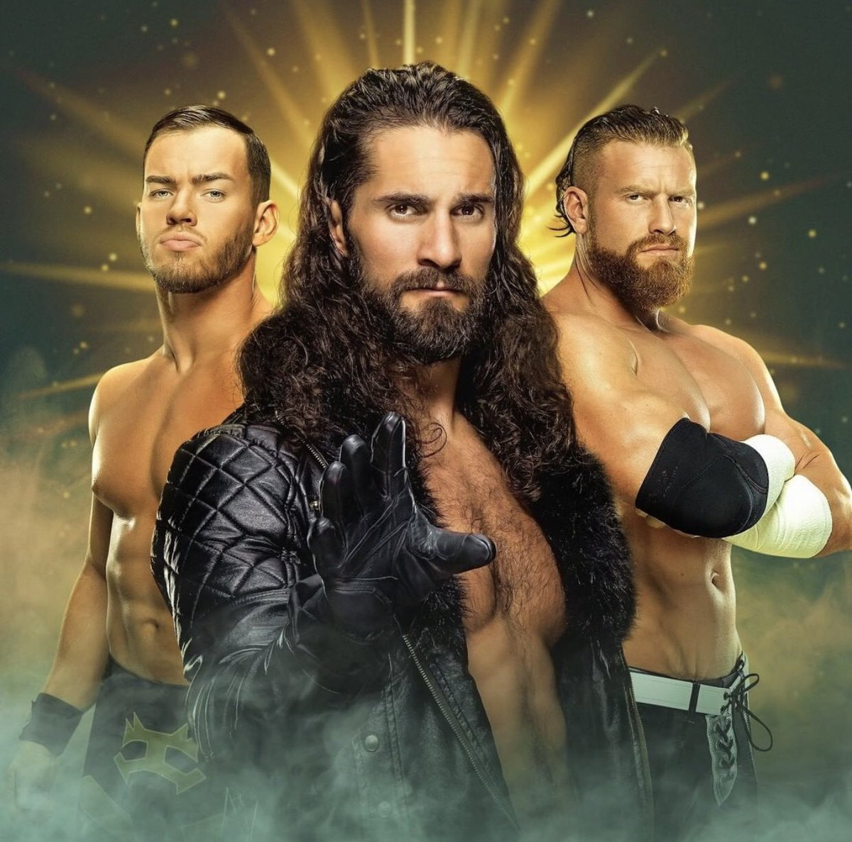 My path is clear now  #mondaynightmessiah #allday #WWERaw  <br>http://pic.twitter.com/HlOQyMNQR9