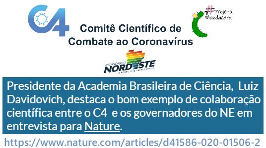 #MonitoraCOVID_19 #Rumo1Mdownloads #projetomandacaru #ConsorcioNE #c4ne #boletimC4NE #Nordeste #covid19 #Covid_19 #COVIDー19 #covid19brasil #coronavirus #coronavirusbrasil #Coronavirusnobrasil @MiguelNicolelispic.twitter.com/cCuLUTOYMj