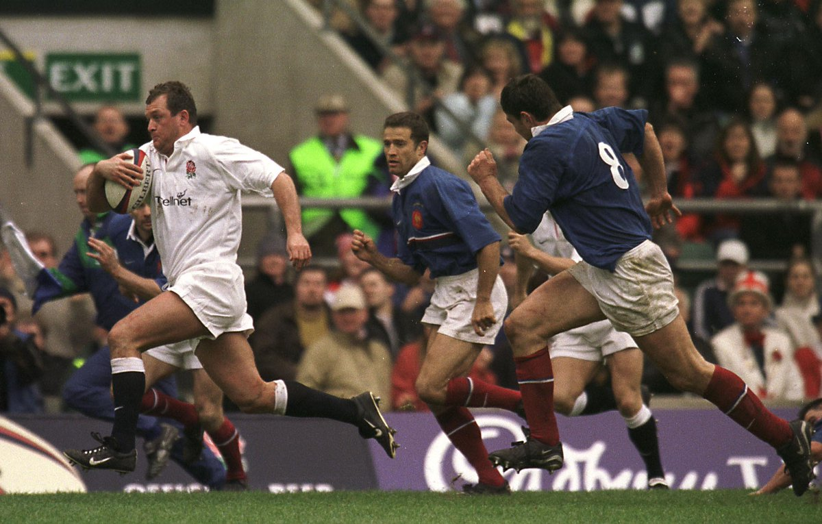 test Twitter Media - Happy birthday to England legend @rhillrugby 🌹 https://t.co/nkQHXBw8cd
