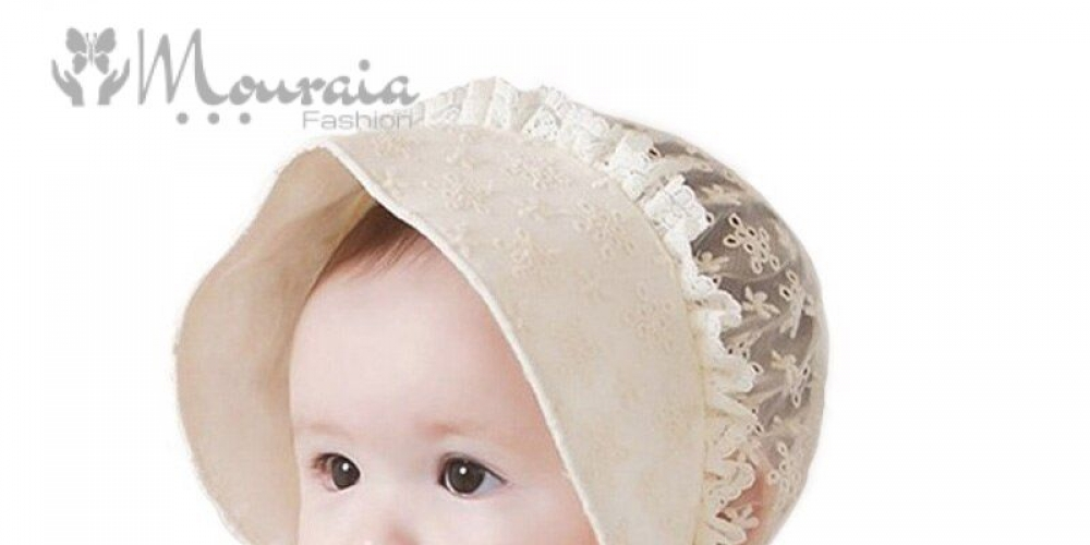 #babyfashion Summer Princess Baby Girl Bonnet Hat with Lace Flower Design $9.99 & FREE Shipping  pic.twitter.com/FSNCLBpIiL