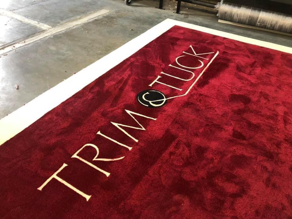 More carpet art by fitter member Salih Buzdag #1701