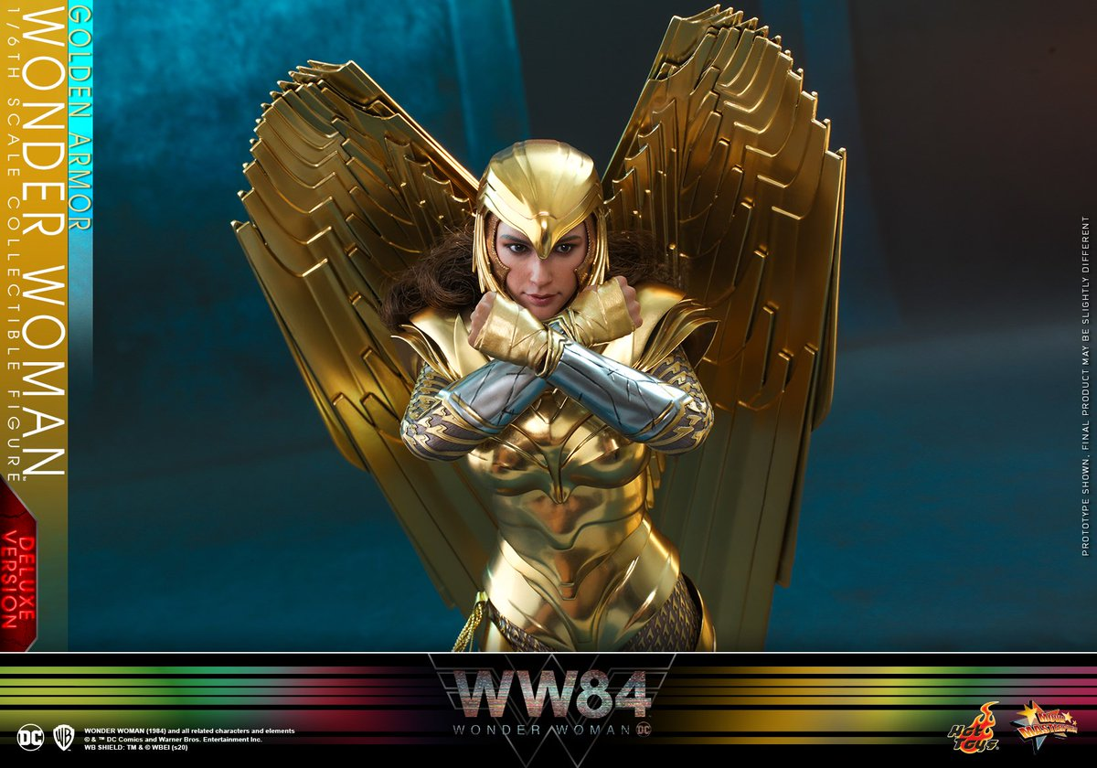 The #wonderwoman1984  golden eagle armor is so lovely..who can't waith to see diana battle cheetah in a extremily intense/brutal verry long fight? <br>http://pic.twitter.com/ThuLGtiVVc
