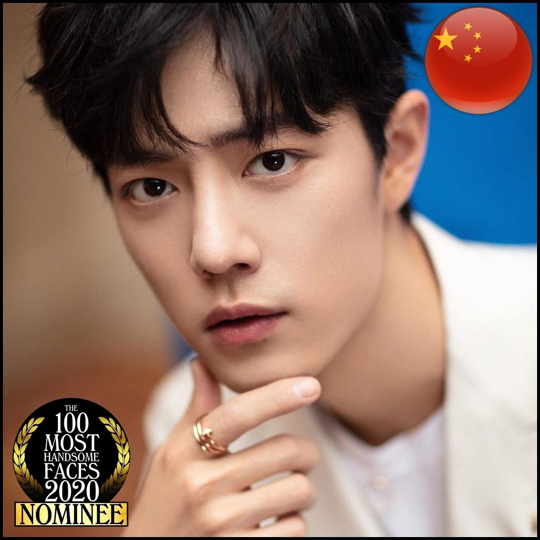 XIAO ZHAN  • Official Nominee For The Most Handsome Men Of 2020! NOMINATIONS NOW OPEN - - Nominate Your Favorites For The 100 Most Beautiful & Handsome Faces Of 2020 Link In Bio. #xiaozhan  #mosthandsomemen2020 #singer #actor #xnine #theuntamed #mosthandsomefacepic.twitter.com/HPV2RV6zT0