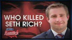 We remember everything. #NeverForget His name is Seth Rich.