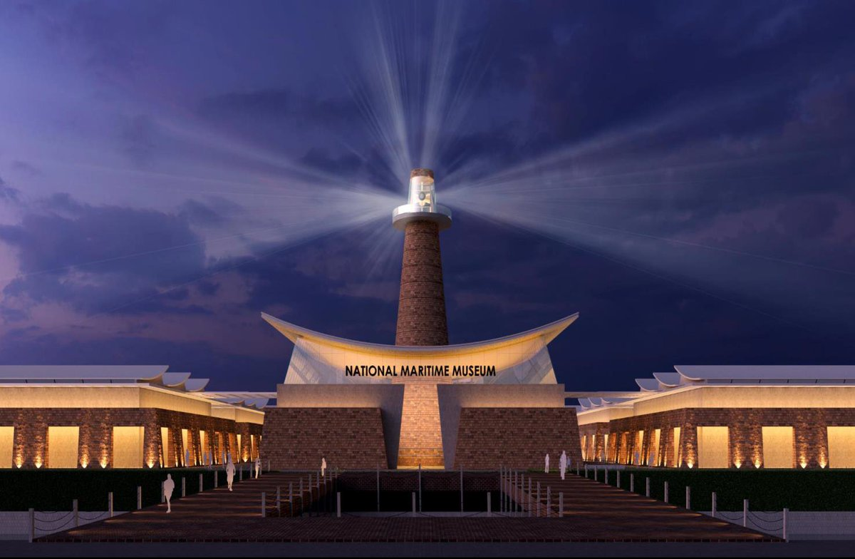 First glimpses of how Lothal National Maritime Museum would look like