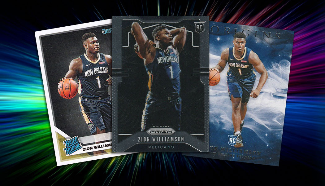 Zion Williamson Rookie Card Guide and Other Notable Early Cards dlvr.it/RXDg6D
