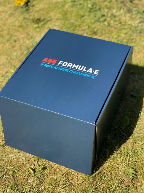SPECIAL GIVEAWAY!  Its been awesome working with the people over @FIAFormulaE on the #RaceAtHome challenge...... and theyve just given me a #ABBFormulaE gift pack to give to one of you!  RT and FOLLOW myself and @FIAFormulaE for a chance to win! https://t.co/0pW8gcq44K