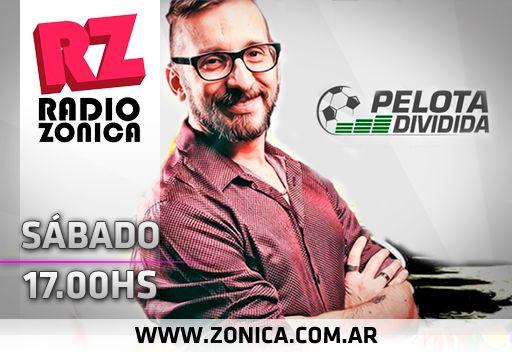 #AIRE #RadioZonica #GrupoZonicaEnCasa  Si te gusta el deporte, ahora comienza #PelotaDividida. 2 horas para que tu sábado en cuarentena, pase más rápido. http://www.radiozonica.com.ar // App: Radio Zonica  #GrupoZonicapic.twitter.com/zaVwpu1N99