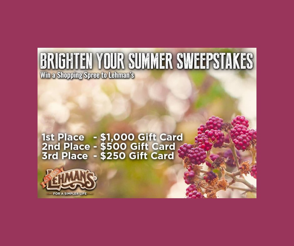 New Sweepstakes Friday, May 22 2020 - One Entry Sweepstakes 👉https://t.co/Kj1lDcVyn7 https://t.co/MR2Tml38HU