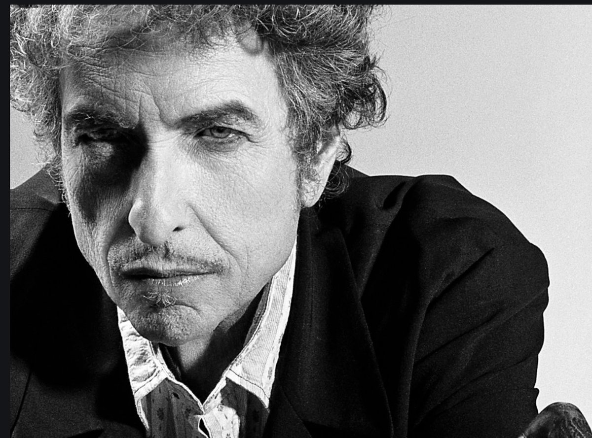 You know who I wish were in charge of things right now? Bob Dylan. I would like Bob Dylan to be in charge of things right now.