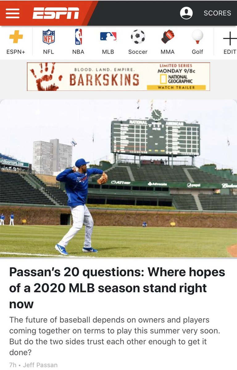Addison Russell is on the front page of ESPN? <br>http://pic.twitter.com/pwQAOop56k
