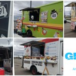 Image for the Tweet beginning: #openforbusiness at the @globalfestyyc #foodtruck