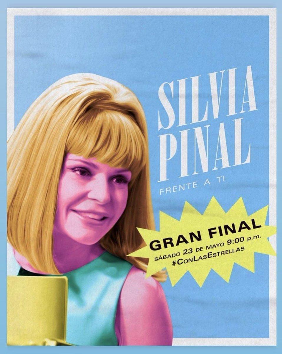 Hoy gran final 9:00 P.M. por @Canal_Estrellas @SilviaBioSerie https://t.co/DIJoM8zatu