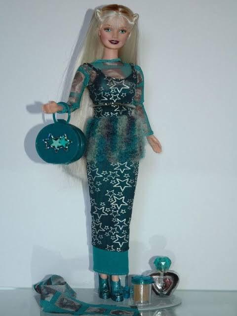 Mis Barbies Foto