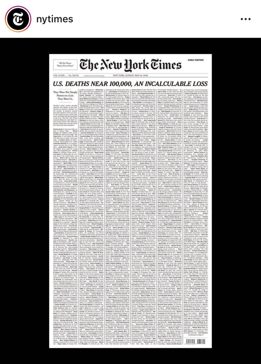 New York Times Foto