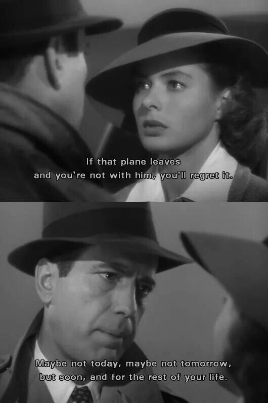 As a writer, I love #Casablanca for its rich dialogue and complex characters. As a hopeless romantic I love it for the romance. A true masterpiece. #TCMPartypic.twitter.com/g7Y7j1wrLN