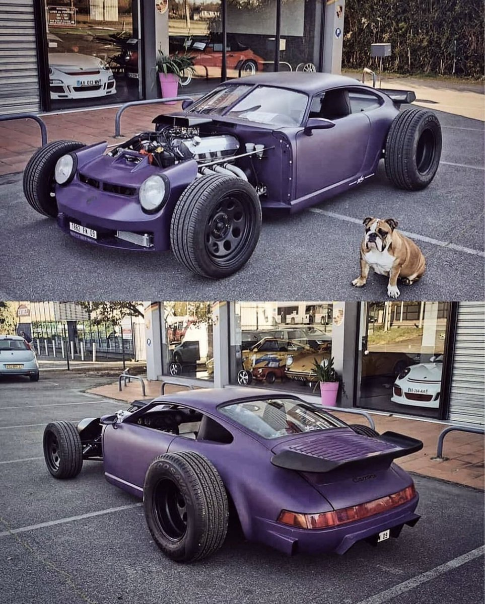 Here's a unique take on a Porsche 911.  Yea or Nay? <br>http://pic.twitter.com/3RWpYZKkb4