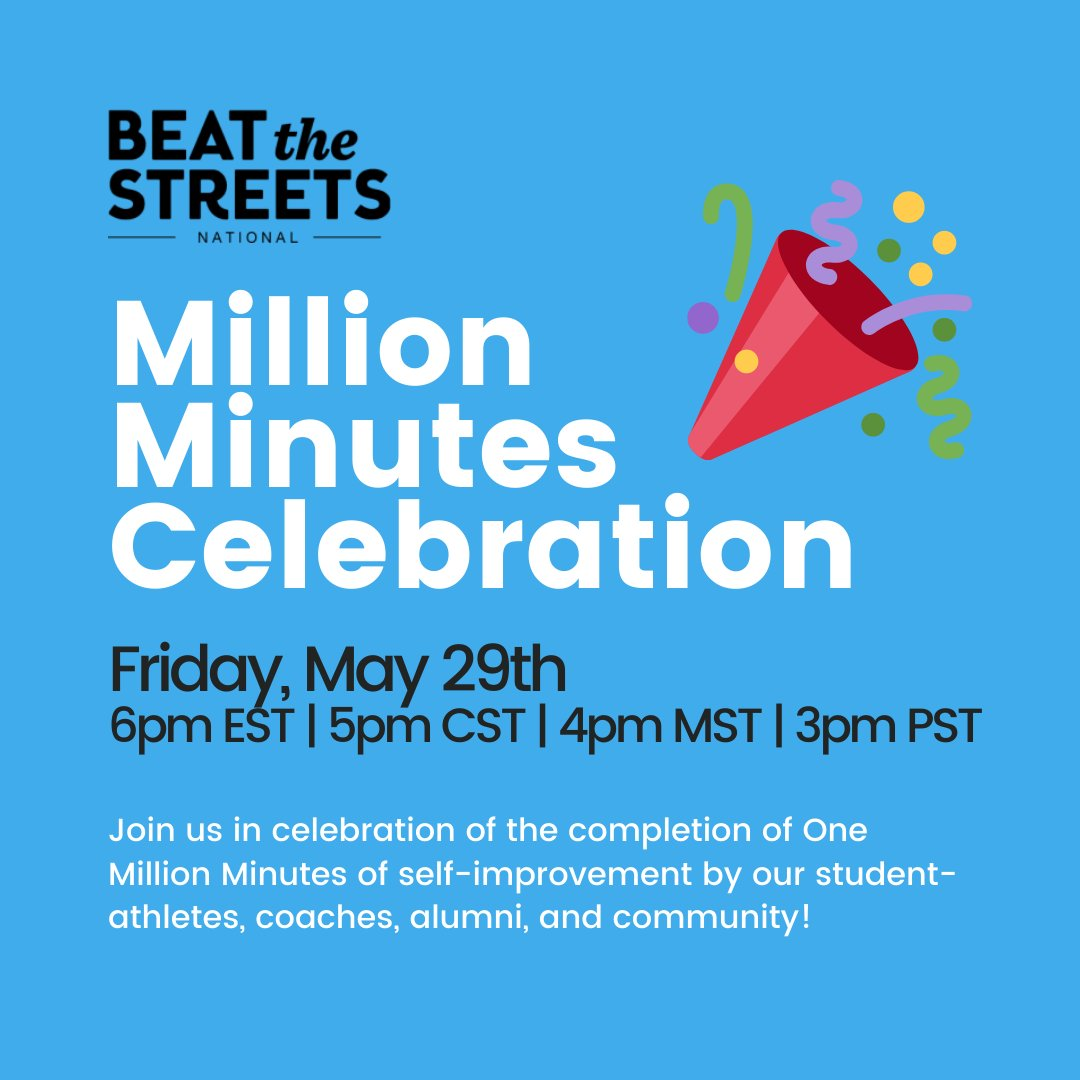 In honor of the final minute being added to the online #MillionMinutes timer this morning, BTS will be hosting a celebration at 6 pm ET on Friday, May 29 over Zoom. More details to come!  https://t.co/6qvf3stVPV https://t.co/wnkANbY9dU