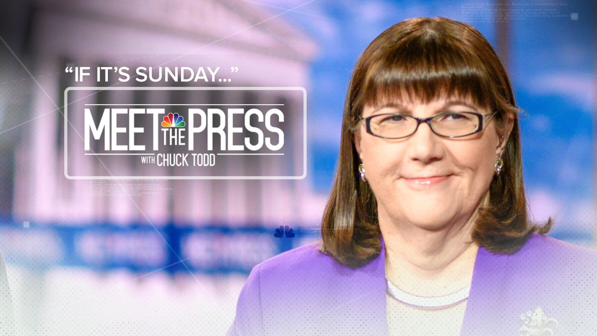 THIS SUNDAY: @OkayHenderson, News Director of Radio Iowa, joins the #MTP roundtable.