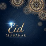 "Image for the Tweet beginning: We wish ""Happy Eid"" for"