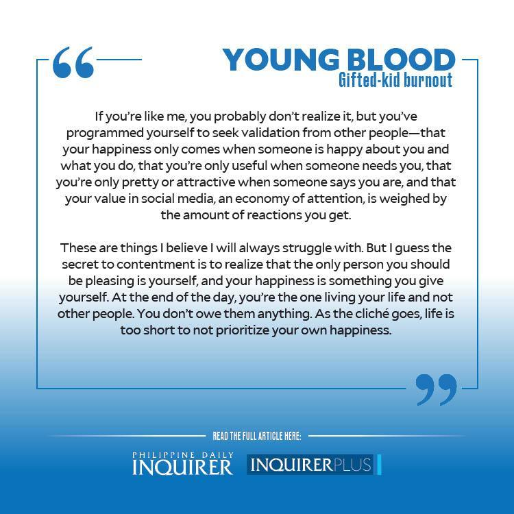 Today's #YoungBlood (May 24, 2020).   Read: https://opinion.inquirer.net/pic.twitter.com/NbyiIxdcFw