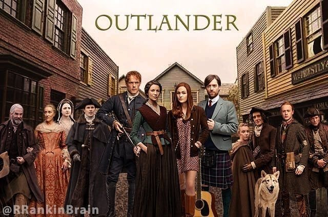One of the best TV dramas! Seldom do I find a show where every actor/actress is outstanding. Watching Season 5. Excellent show to watch during the quarantine. #OutlanderS5 #Corona