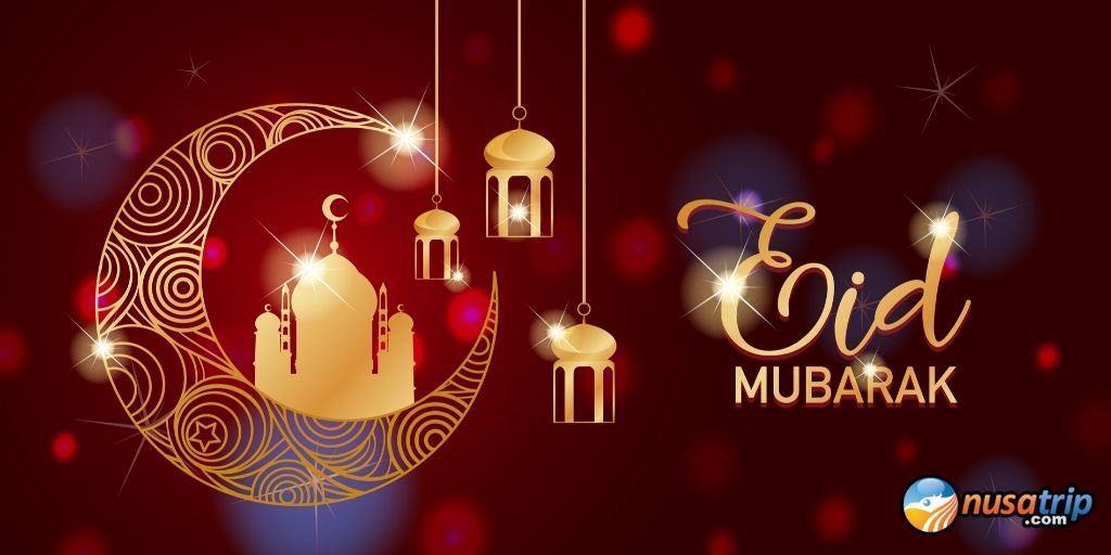 Happy Eid Mubarak 2020. Let us forget our mistake in the past with all the forgiveness and may God gives us abundantly of happiness and prosperity ahead❤️✨🙏🏼 https://t.co/X9xoOrm2po