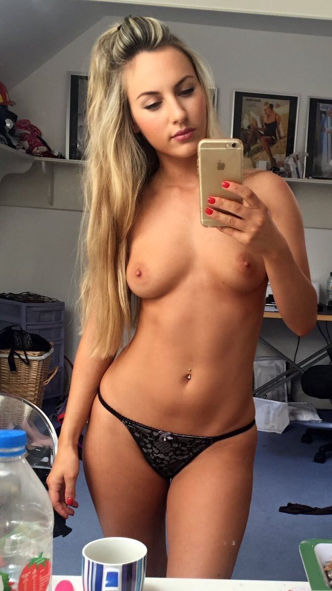 Cute teen shows off her amazing tight naked teen body