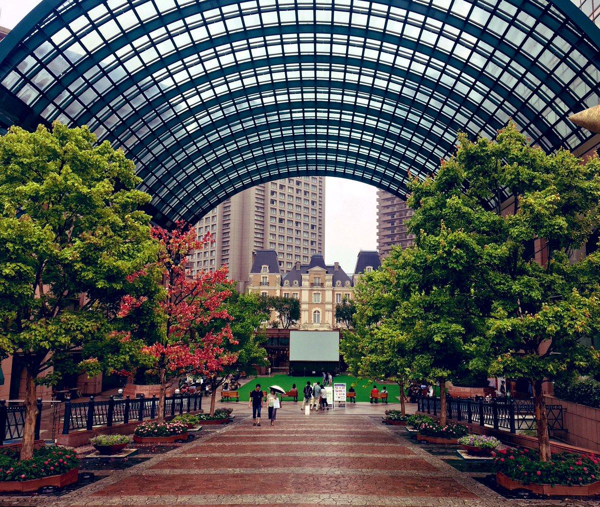 That summertime #japan #tokyo #streets pic.twitter.com/QmTkQQcXRI