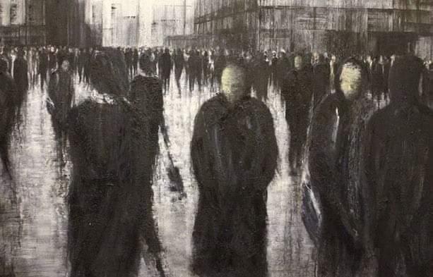 'لا يوجد أشخاص كئيبون ، يوجد أشخاص في أماكن لا ينتمون لها روحا وعقلا'.