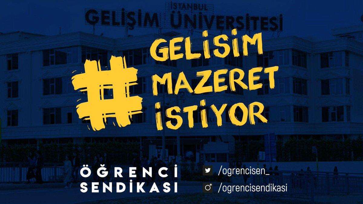 #gelisimmazeretistiyor Fotoğraf