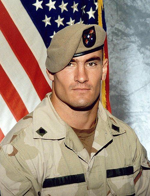 Corporal Pat Tillman #MemorialDayWeekend