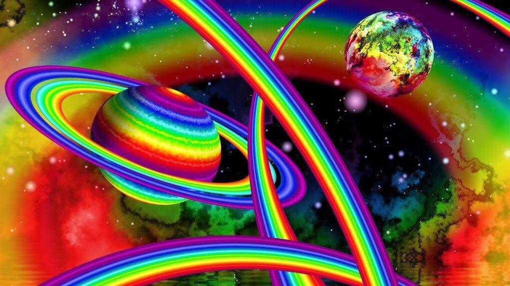 A thread: The Rainbow Bridge Pt. 2